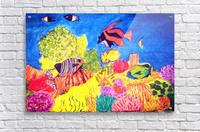 Under the Sea  Acrylic Print