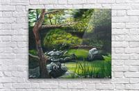 Minnesota Arboretum  Acrylic Print