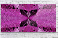 Butterfly in Crystal 9  Acrylic Print