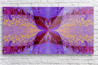 Butterfly in Crystal 46  Acrylic Print