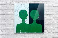 Humans  Acrylic Print
