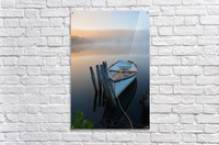 Morning Tranquility  Acrylic Print