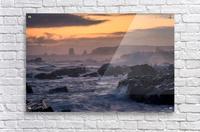 Unforgiving Seas  Acrylic Print