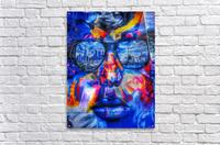 Graffiti Face - Toronto  Acrylic Print