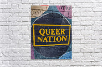 Queer Nation - Toronto  Acrylic Print