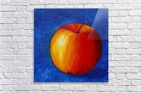 Red Apple - Still Life Painting  Acrylic Print