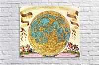 Ancient World Map 11  Acrylic Print