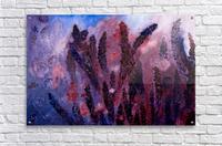 Memories of Lupine Roses and Allium  Acrylic Print