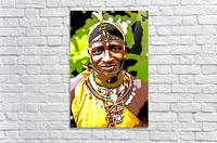African  Acrylic Print