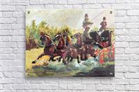 Count Alphonse de Toulouse-Lautrec  Acrylic Print
