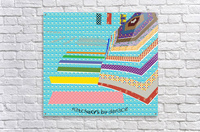 Patchwork by dePace  Acrylic Print