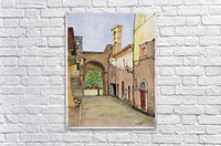 City Gate _DKS  Acrylic Print
