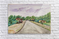 Way to Goa_DKS  Acrylic Print