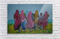 Village Women_DKS  Acrylic Print