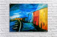 The Boardwalk v2  Acrylic Print