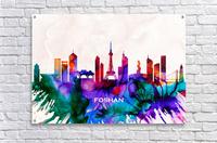 Foshan Skyline  Acrylic Print