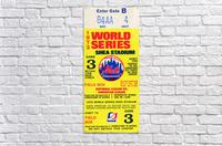 1973 World Series  Acrylic Print