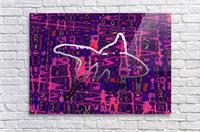 Abstract Fish  Acrylic Print