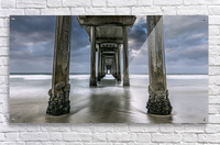 The Gate to the Storm  Acrylic Print