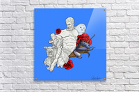 Beast Tamer  Acrylic Print