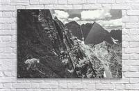 Pyramid Peak Mountain Goat  Acrylic Print