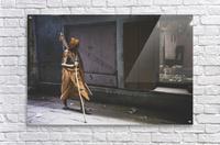 Varanasi Window - Walker  Acrylic Print