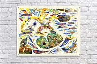 1989 026  Acrylic Print