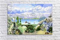 1993-019  Acrylic Print