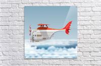 Avione Martellino  Acrylic Print