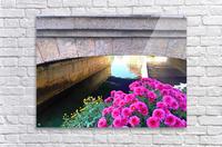 France Water Under The Bridge  Acrylic Print
