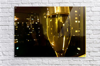 Champagne 4  Acrylic Print