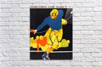 Vintage Homecoming  Acrylic Print
