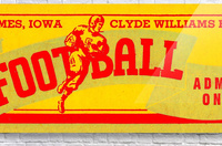 Vintage Iowa State  Acrylic Print