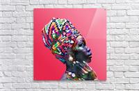 Color Through Culture VII  Acrylic Print