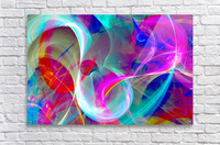 SWIRLS 1B  Acrylic Print