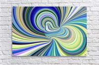 WHIRLWIND 2D  Acrylic Print