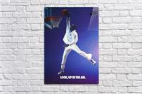 1987 Michael Jordan Nike Ad  Acrylic Print