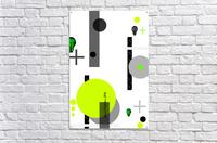 MATH 1  Acrylic Print