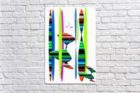 LINEAR 1  Acrylic Print
