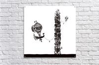 Torre dell orologio  Acrylic Print