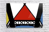 Bridge XII  Acrylic Print
