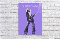 Whole Lotta Love   Robert Plant  Acrylic Print