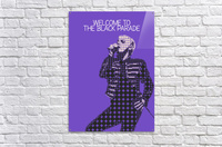 Welcome To The Black Parade   Gerard Way  Acrylic Print