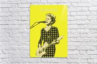 Feeling Good   Matt Bellamy  Acrylic Print