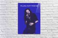 Falling Away from Me   Jonathan Davis   Korn  Acrylic Print