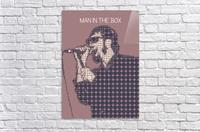 Man in the Box   Layne Staley  Acrylic Print