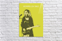 Moaning Lisa Smile   Wolf Alice  Acrylic Print