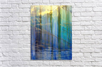Lakeside Intrigue  Acrylic Print