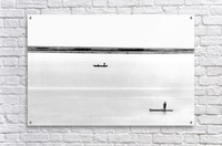 Boat - XXXV  Acrylic Print