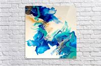 Ocean_Blue_II  Acrylic Print